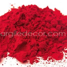 Pigment synthétique organique Rouge géranium