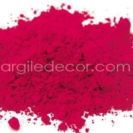 Pigment synthétique organique Rouge laqué fuschia
