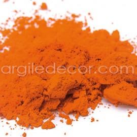 Pigment cadmium Orange valencien cadmium