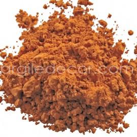 Pigment émaux et céramique Orange