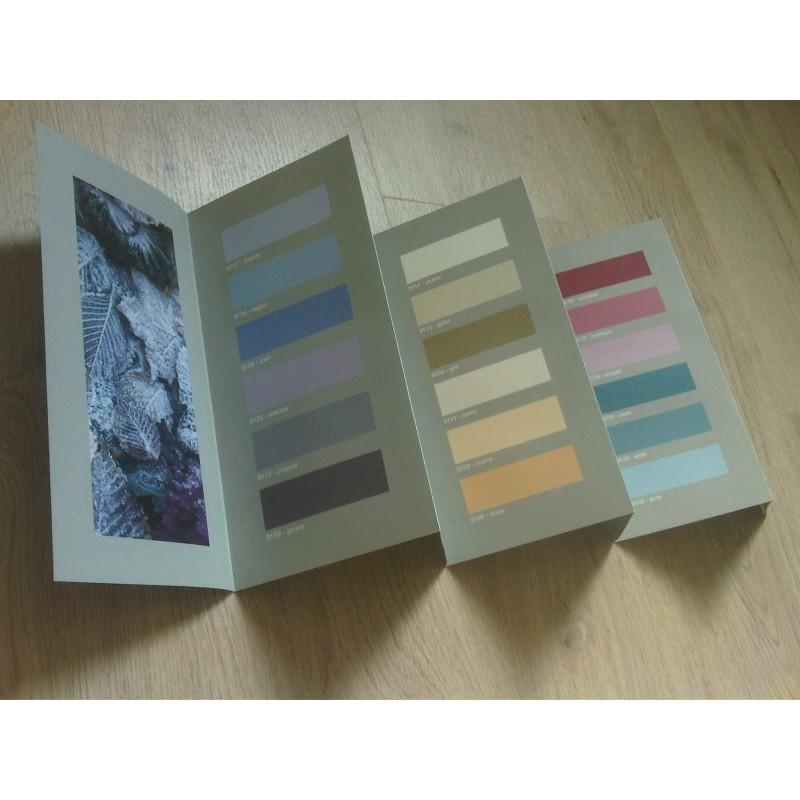 nuancier chantillons de peinture v g tale 27 couleurs naturelles. Black Bedroom Furniture Sets. Home Design Ideas