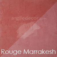 Stuc argile Rouge Marrakesh