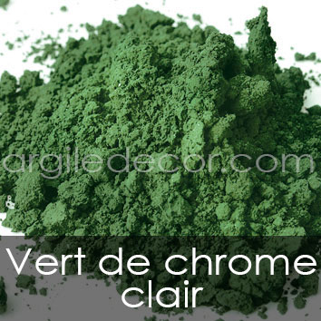 Vert chrome clair