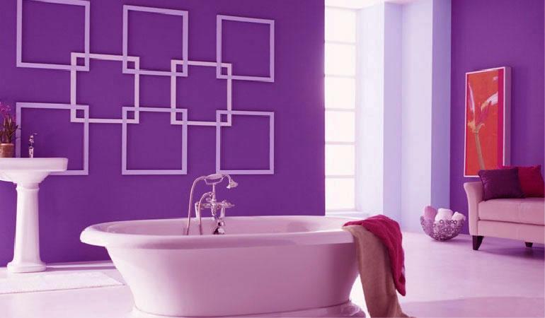 peinture ecologique salle de bain