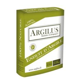 Enduit à l'argile ARGILUS 25 kg