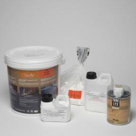 Kit (mini) Claystone - Sol et plan de travail