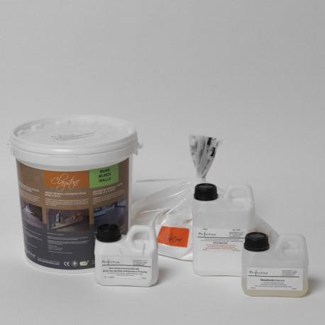 Kit (mini) Claystone - Murs