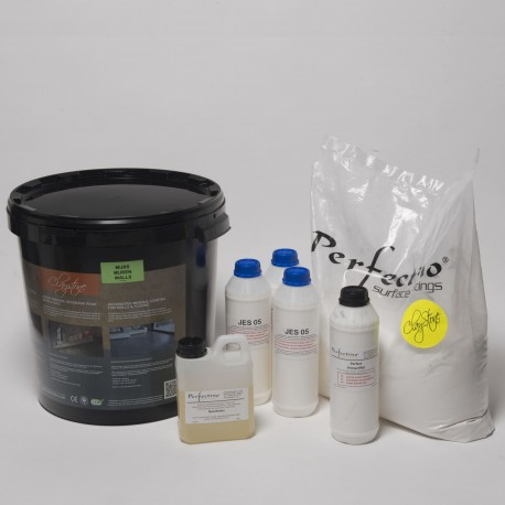 Kit Claystone pour murs