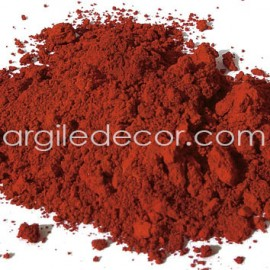 Pigment Ocre rouge Apt