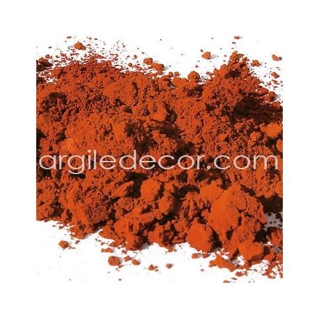 Pigment Ocre rouge foncé