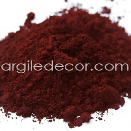 Pigment Rouge Van Dyck