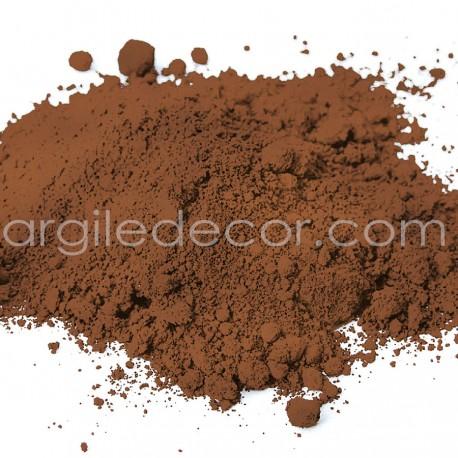 Pigment Brun foncé (oxyde de fer)