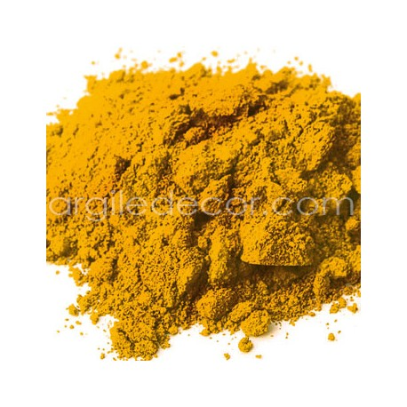 Pigment Jaune foncé (oxyde de fer)