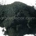 Pigment Noir minéral profond