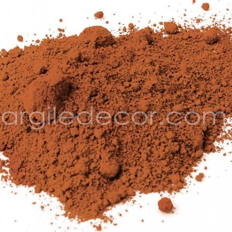 Pigment Terre cuite (oxyde de fer)