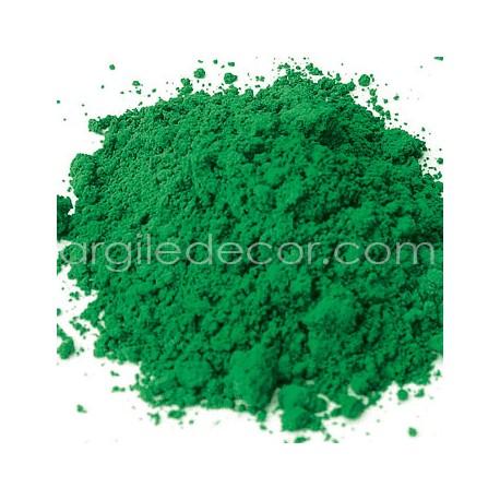 Pigment Vert lumière déco (oxyde de cobalt)