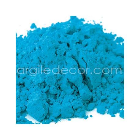 Pigment synthétique organique Bleu azur