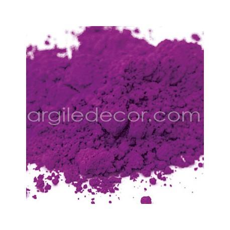 Pigment synthétique organique Carmin violet