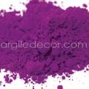 Pigment Carmin violet