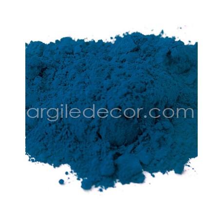 Pigment synthétique organique Bleu phtalo déco