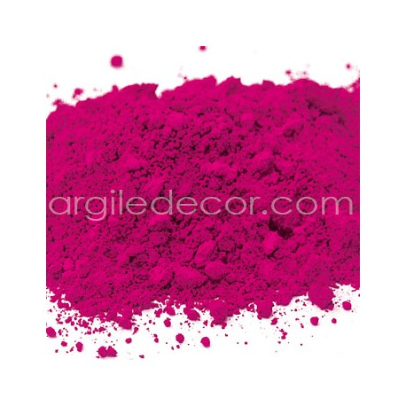 Pigment synthétique organique Rose magenta