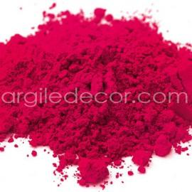 Pigment synthétique organique Rose fuschia déco