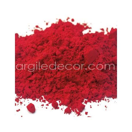 Pigment synthétique organique Rouge rubis clair