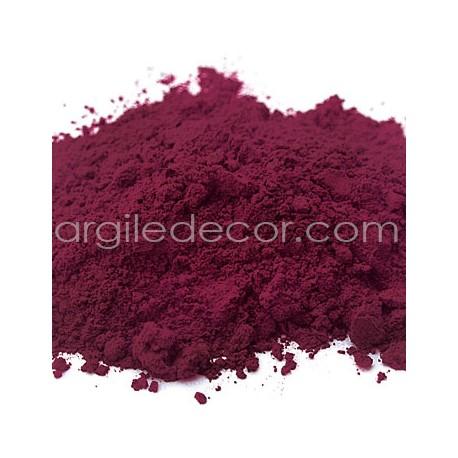 Pigment synthétique organique Rouge rubis foncé