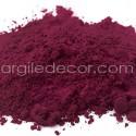 Pigment Rouge rubis foncé