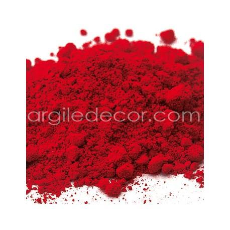 Pigment synthétique organique Rouge vermeil déco
