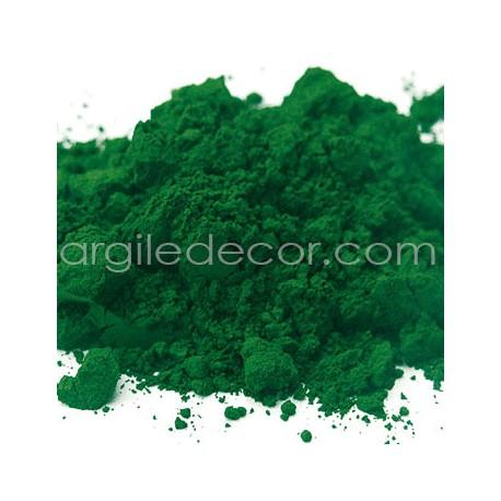 Pigment synthétique organique Vert foncé