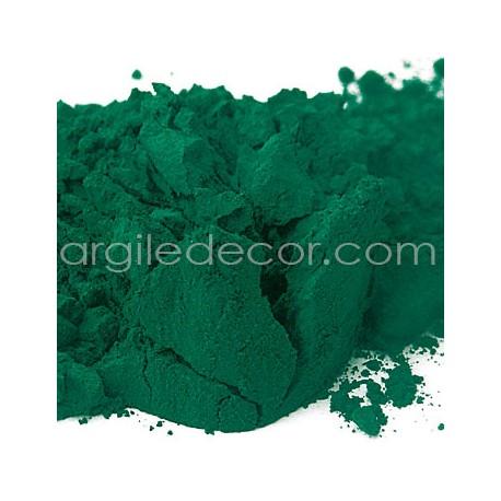 Pigment synthétique organique Vert phtalo déco
