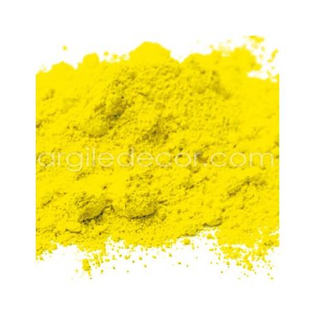 Pigment cadmium Jaune citron cadmium