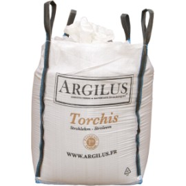 Torchis de remplissage en Big Bag