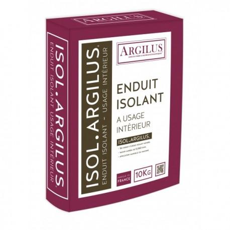 Enduit isolant ISOL'ARGILUS