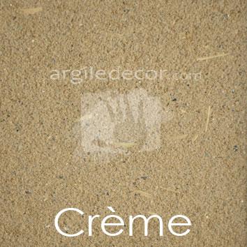 Enduit monocouche Crème