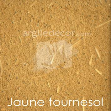 Enduit monocouche Jaune Tournseol