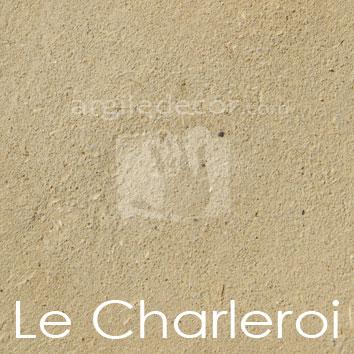 Enduit monocouche Le charleroi