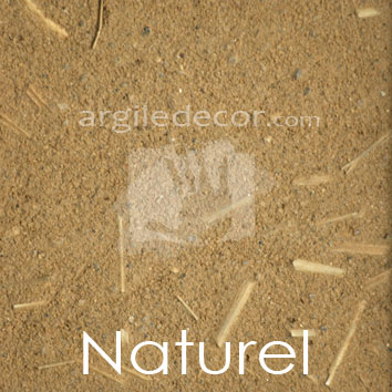 Enduit monocouche Naturel