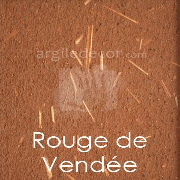 Enduit monocouche Rouge de Vendée