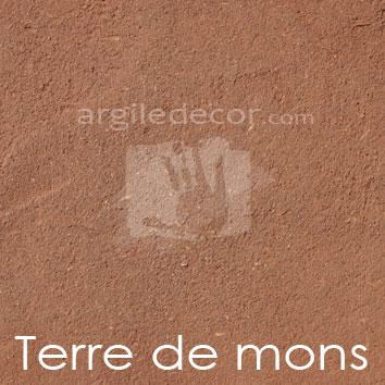 Enduit monocouche Terre de Mons