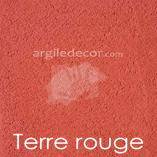 Terre rouge