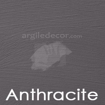 Peinture à la chaux Anthracite