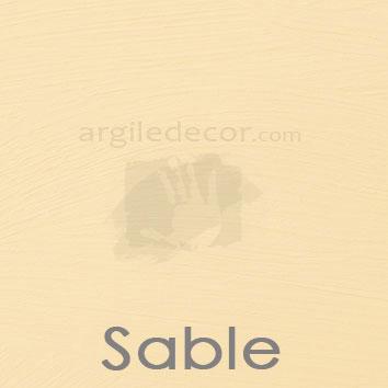 Peinture à la chaux Sable