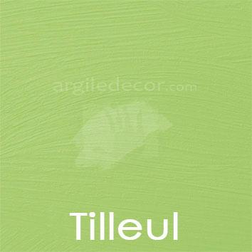 Peinture à la chaux Tilleul