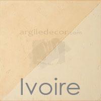 Stuc argile Ivoire