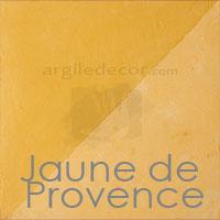 Stuc argile Jaune de Provence