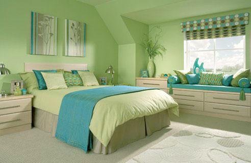 chambre peinture ecologique